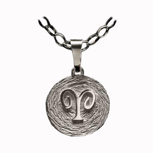 medalla plata aries