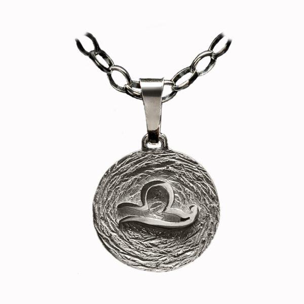 medalla plata libra