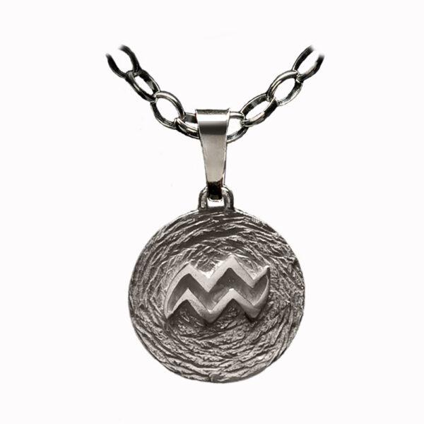 medalla plata acuario