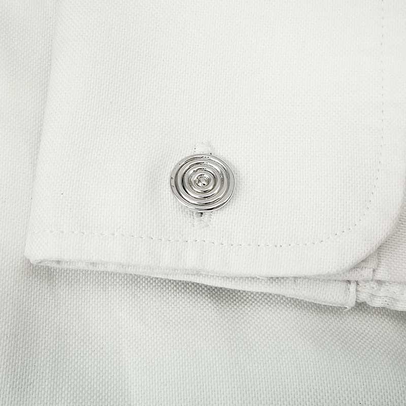 Gemelos-de-plata-circulos-camisa