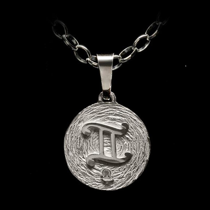 Medalla Géminis Ascendente