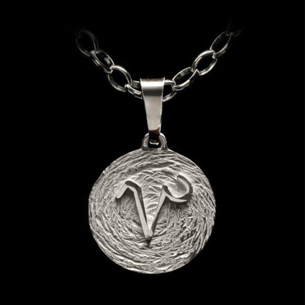 Medalla de Plata Capricornio