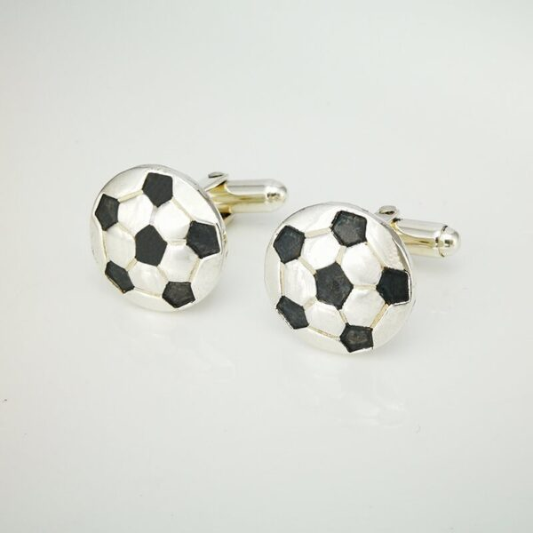 Gemelo de Plata Balón Fútbol