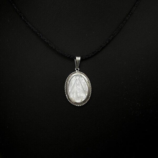 Medalla Nacar Virgen del Rocio