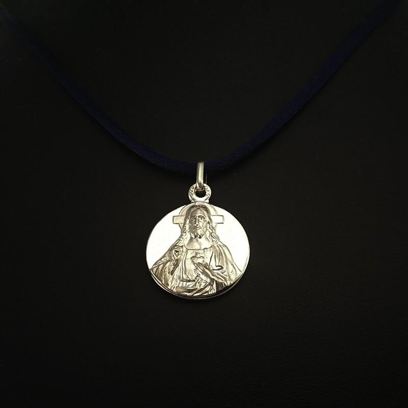 Medalla de Plata Escapulario