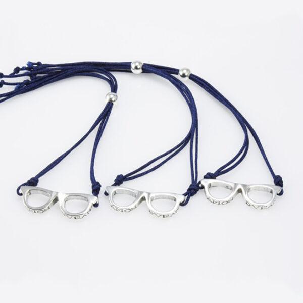 Pulsera-de-Plata-Gafas-D.O.C.E