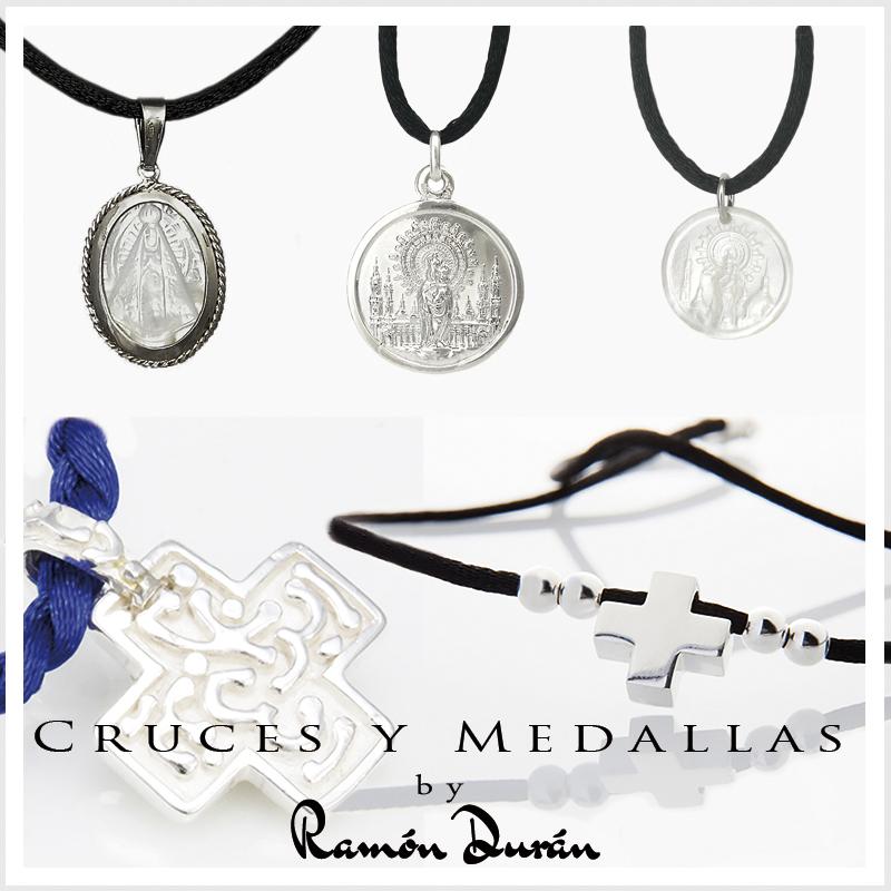 CRUCES Y MEDALLAS