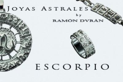 Joyas con el Horóscopo de Escorpio