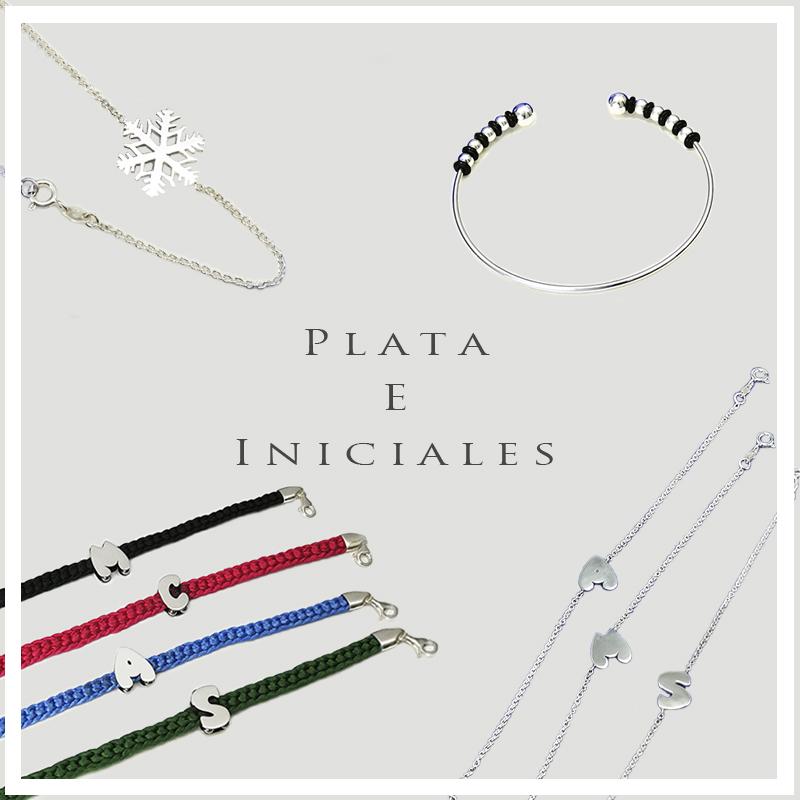 PLATA E INICIALES
