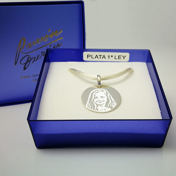 medalla-plata-personalizada-foto-estuche