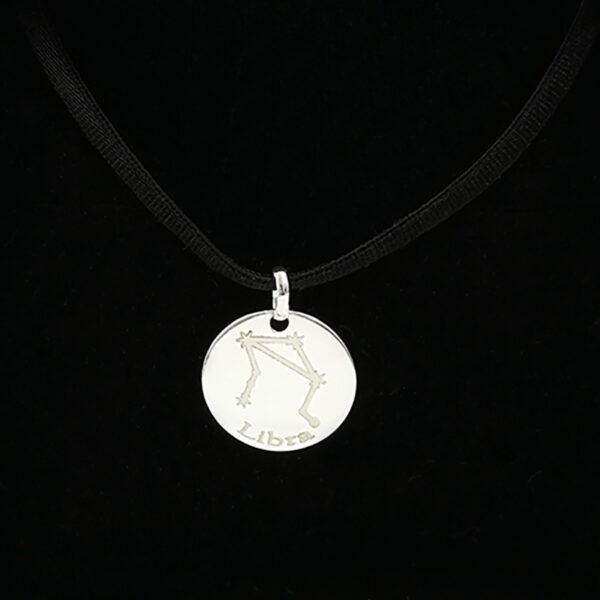 Collar y Pulsera-Constelación-Libra