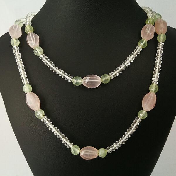 collar-cuarzo-rosa-verde-cristal-roca