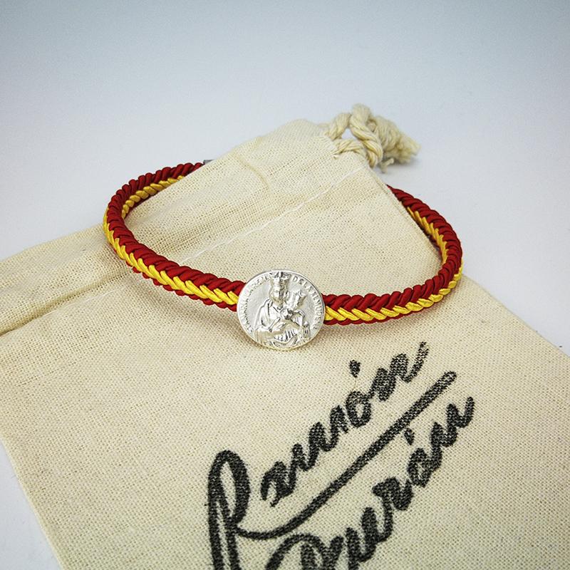 pulsera-virgen-almudena-España