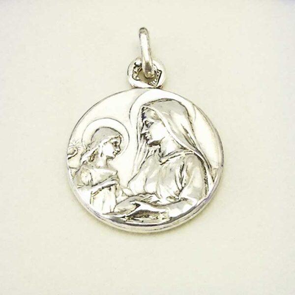 Medalla-plata-Santa-Ana